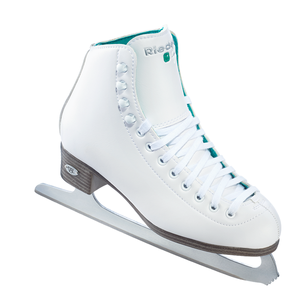Riedell 10 Opal Girls Figure Skate