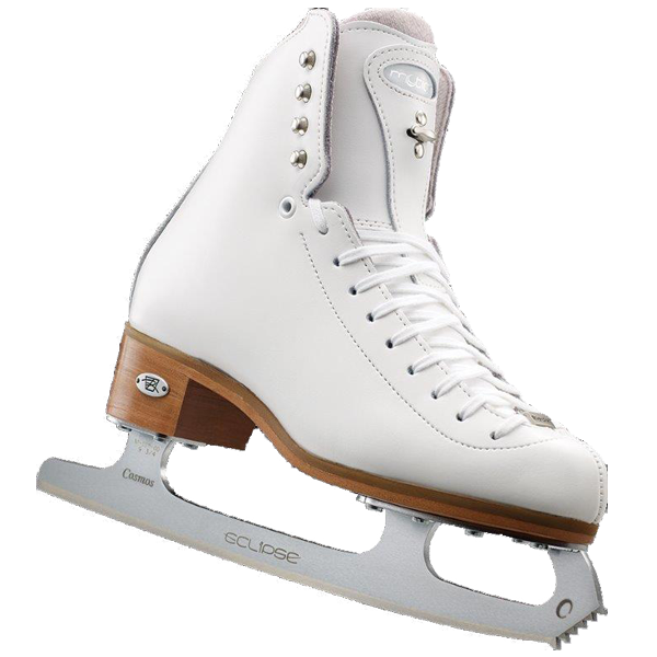 Riedell 255 Motion Women's Figure Skate w/Cosmos Blade
