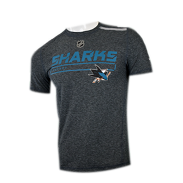 Fanatics Sharks Clutch Short Sleeve Shirt