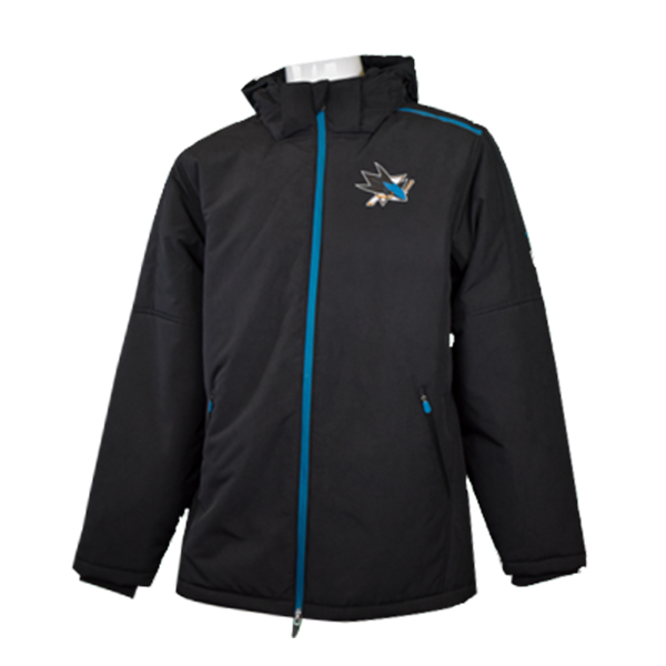 Fanatics Sharks AP Rinkside Premier Full Zip Jacket