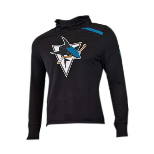 Fanatics Sharks Rinkside Transition Hoodie