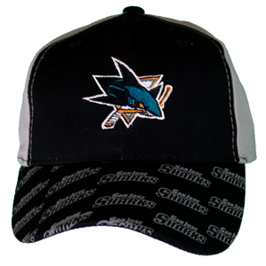 Signed SJ Sharkie Appearance Exclusive Hat - Black/Gray