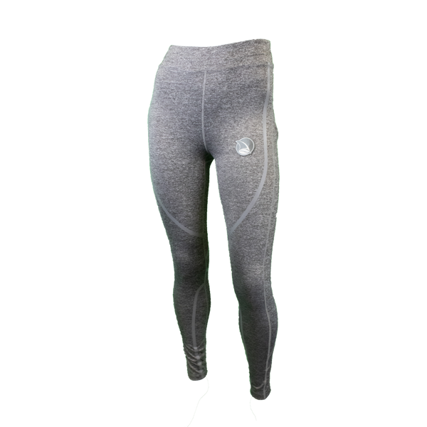 Levelwear Sharks Heather Gray Women's Yoga Pants 40% Off