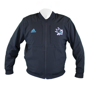 Adidas Sharks Urban Full Zip Bomber Jacket