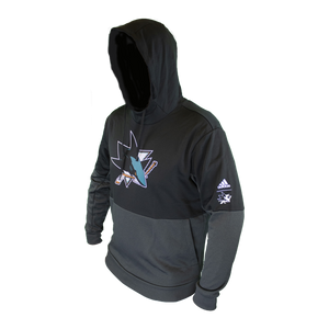 Adidas Sharks TI Pullover Hoodie