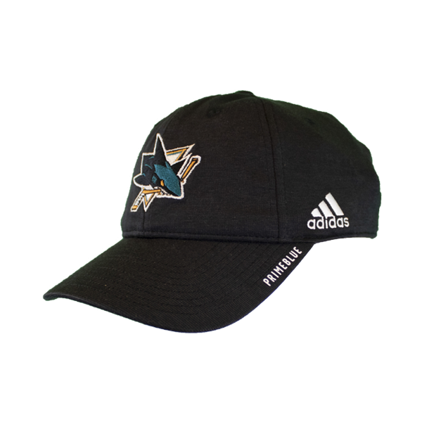 Adidas Sharks Primeblue Adjustable Strap Back Hat