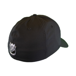Fanatics Sharks Travel/Training Black Flex Fit Hat