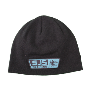 Fanatics Sharks Black Travel/Training Beanie