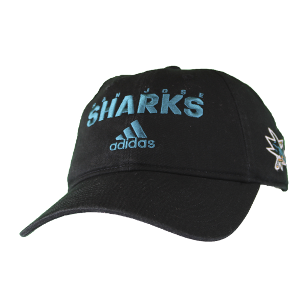 Adidas Sharks Cotton Slouch Adjustable Hat