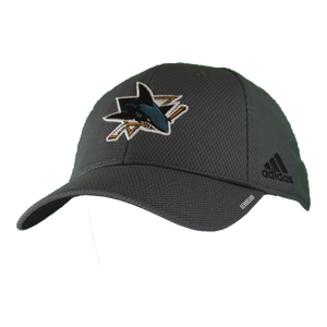 Adidas Sharks Coach Stretch Fit Hat