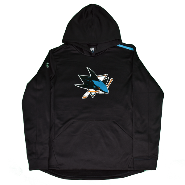OuterStuff Sharks Youth Logo Hoodie