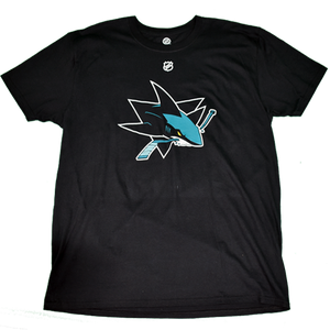 Fanatics Sharks Erik Karlsson Stealth Shirt