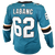 Adidas Sharks Kevin Labanc Authentic Teal Jersey w/ Pro Lettering 40% Off