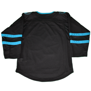 Fanatics Sharks Premier Black Youth Stealth Jersey