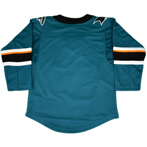 Sharks Premier Teal Youth Jersey
