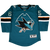Sharks Premier Player Jersey Teal Youth Karlsson