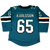 Fanatics Sharks Erik Karlsson Premier Teal Youth Jersey 40% Off