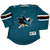 OuterStuff Sharks Teal Youth Jersey