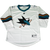 OuterStuff Sharks White Youth Jersey