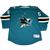 OuterStuff Sharks Erik Karlsson Teal Youth Jersey 40%