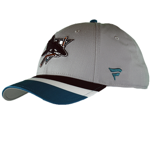 Fanatics Sharks Reverse Retro Adjustable Velcro Hat