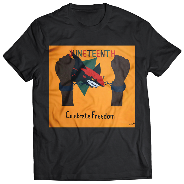 Juneteenth T-Shirt (proceeds benefitting AACSA)