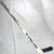 True A6.0 HT White/Teal Goalie Stick