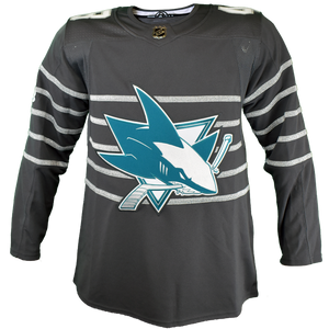 Adidas Sharks Authentic Tomas Hertl 2020 NHL All-Star Game Jersey w/ Pro Lettering