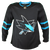 Adidas Authentic Black Sharks Jersey Personalization Available