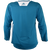 Adidas Authentic Teal Sharks Practice Jersey