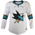 Adidas Authentic White Sharks Jersey - Personalization Available