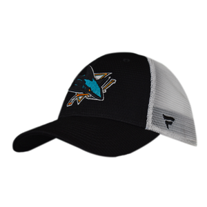 Fanatics Sharks Primary Logo Hat Mesh