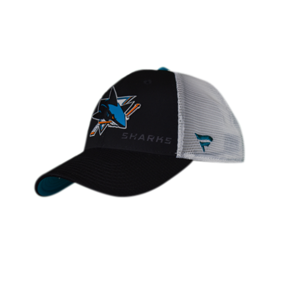 Fanatics Sharks RS Mesh Snap Back Hat