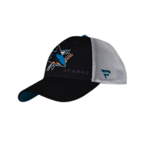 Fanatics Sharks RS ADJ Mesh Hat
