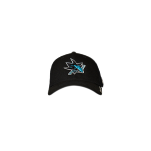 NewEra Bauer Sharks 39Thirty Stealth Mesh Flex Fit Hat 25% Off