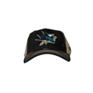 Fanatics Sharks True Classic ADJ Hat