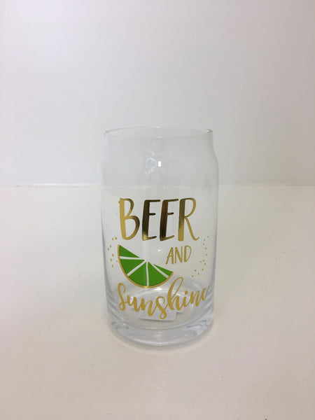 Beer Glass (+ more styles)