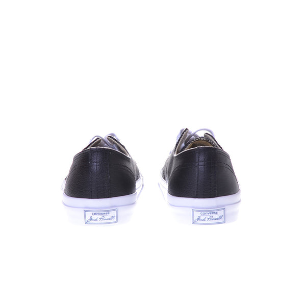 1S962 Jack Purcell Leather Black White