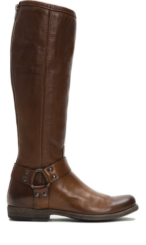 Phillip Harness Tall Cognac