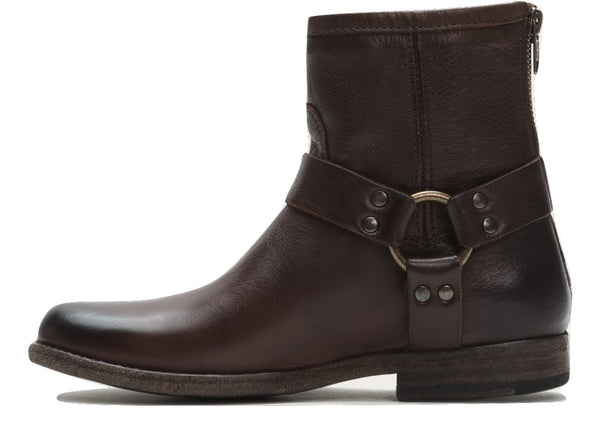 Phillip Harness Dark Brown