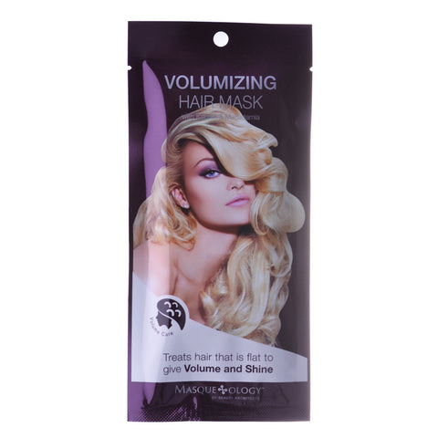 Volumizing Treatment Hair Mask with Keratin & Macadamia, 1.24 OZ