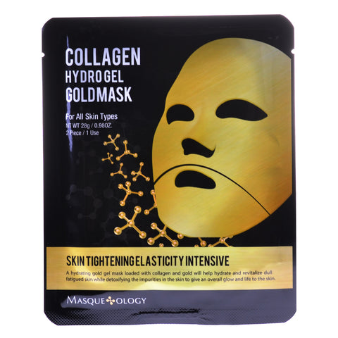 Collagen Hydro Gel Gold Mask, 0.98 OZ