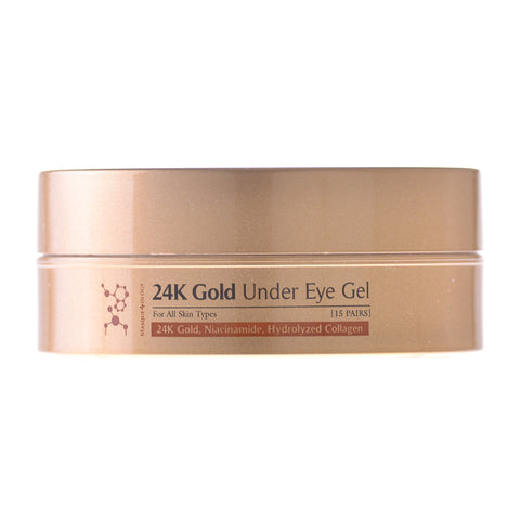 24k Gold Under Eye Gel, 15 ct