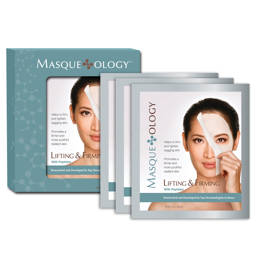 Lifting and Firming Mask, 3Masks