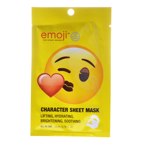 Kiss Face Sheet Mask 0.78 FL. OZ