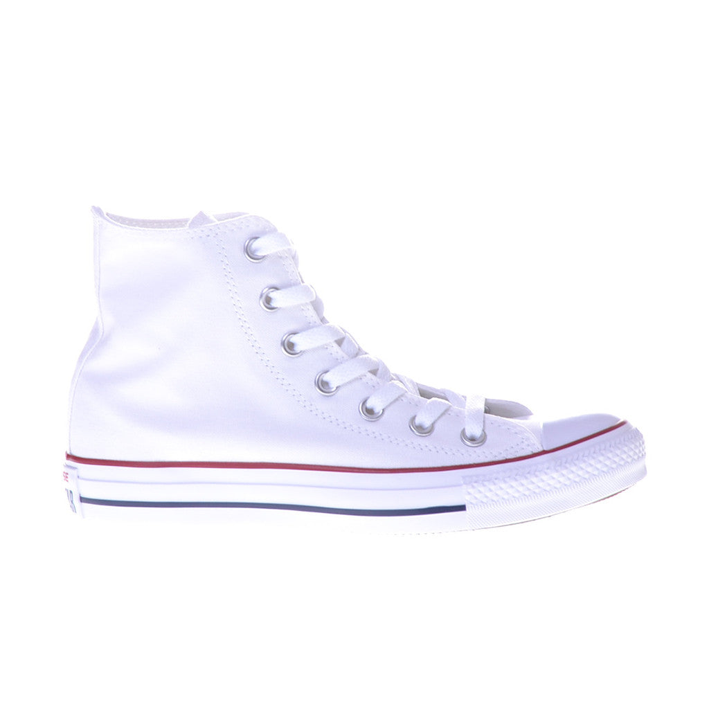 M7650 Chuck Taylor All Star Hi Canvas Optical White
