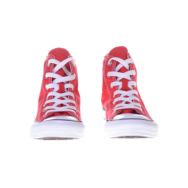 M9621 Chuck Taylor All Star Hi Canvas Red