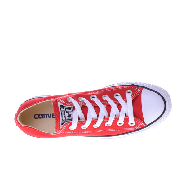 M9696 Chuck Taylor All Star Canvas Red