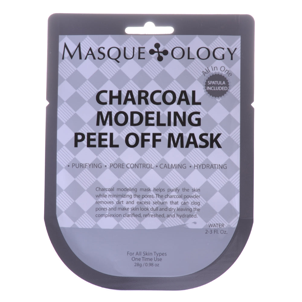 Charcoal Modeling Peel Off Mask, 0.98 OZ