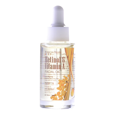 Retinol & Vitamin A Facial Oil, 1.01 FL OZ